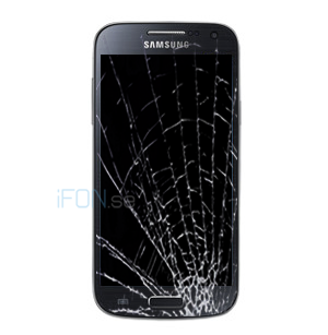 Galaxy S4 Mini byta glas